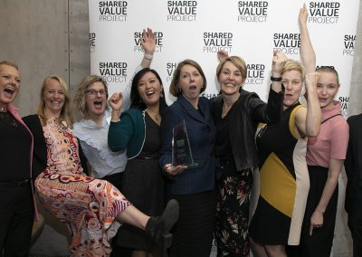 YuMi Wins Shared Value Award 2018