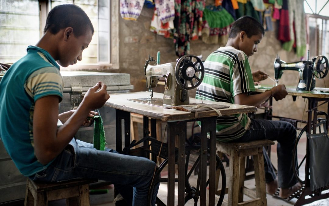 Modern Slavery – it is closer than you think